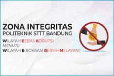 Zona Integritas Politeknik STTT Bandung