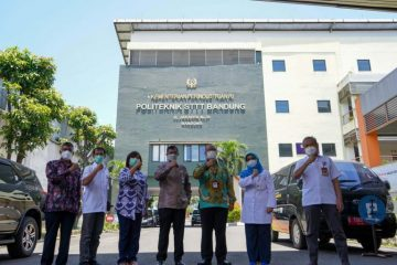 Komitmen Pembangunan Zona Integritas Pada Satuan Kerja KEMENPERIN Terus Digaungkan Untuk Penguatan Birokrasi Bersih, Produktif dan Akuntabel