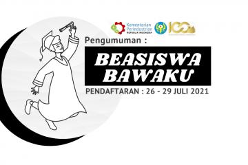 BEASISWA BAWAKU 2021