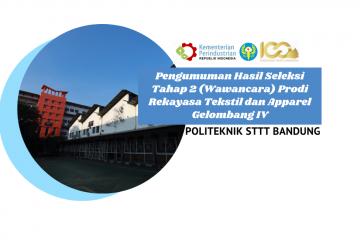 Hasil Seleksi Mahasiswa Baru Program Magister TA 2021/2022 Gelombang 4